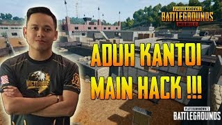 ADUHH KANTOI MAIN HACK !!! YAKUZA SANHOK GAMEPLAY | PUBG MOBILE
