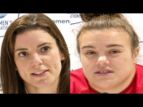 Home Nations Captain Interviews Women's Six Nations 2018