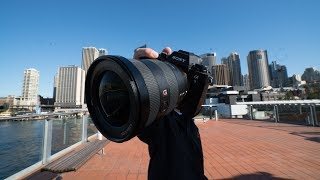 Sony 16-35MM F2.8 GM Lens Review by Georges Cameras
