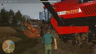 Pure Farming 2018 | Español | Modo historia 14 El cosechador noob
