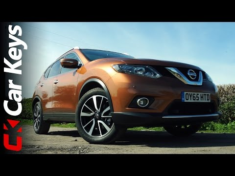 Nissan X-Trail 2016 review - Car Keys