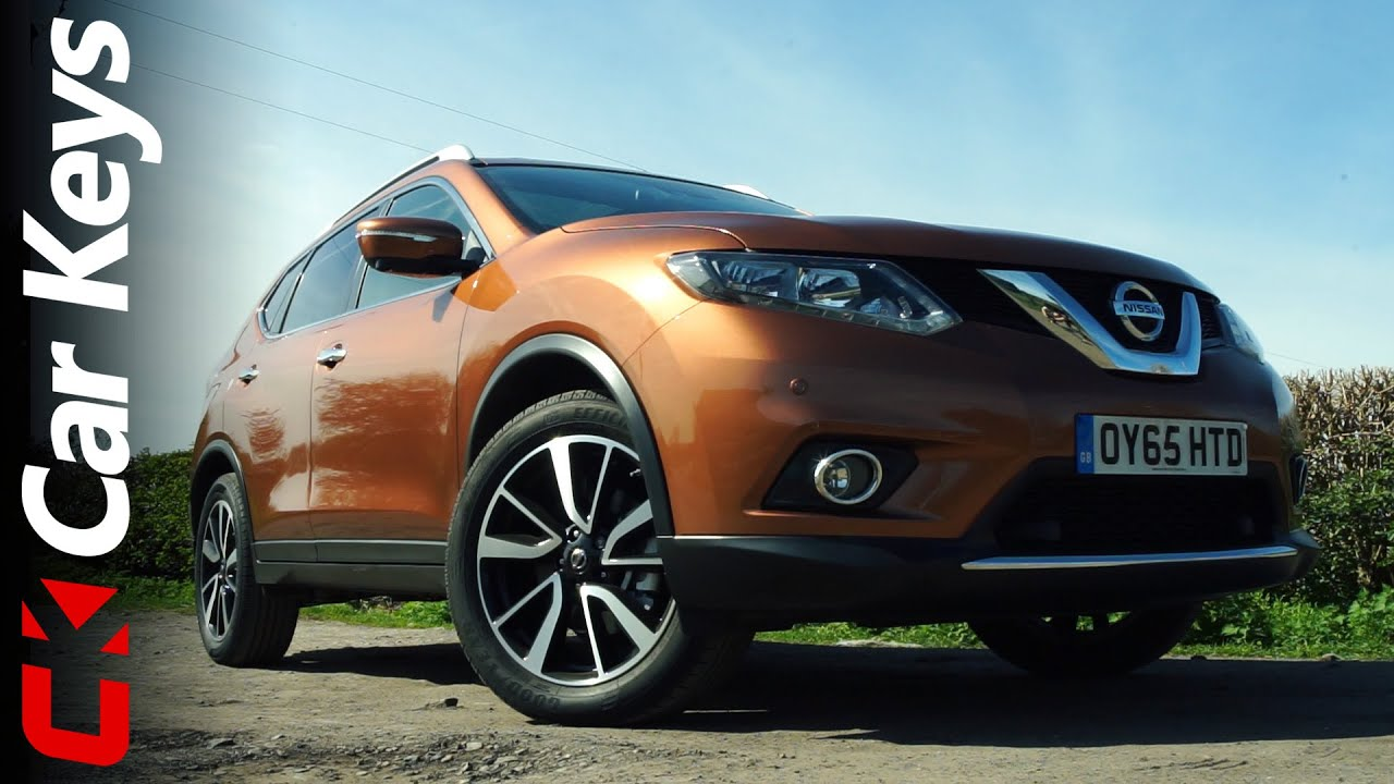 Nissan X-Trail 2016 Review