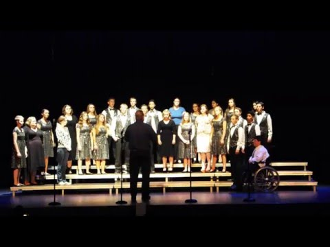 Glorious - Pima High School Choir and Show Choir 2016