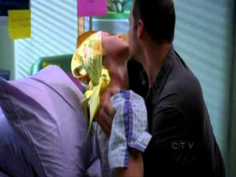 Grey's Anatomy Season 5 Finale : Izzie is crashing in Alex's hands