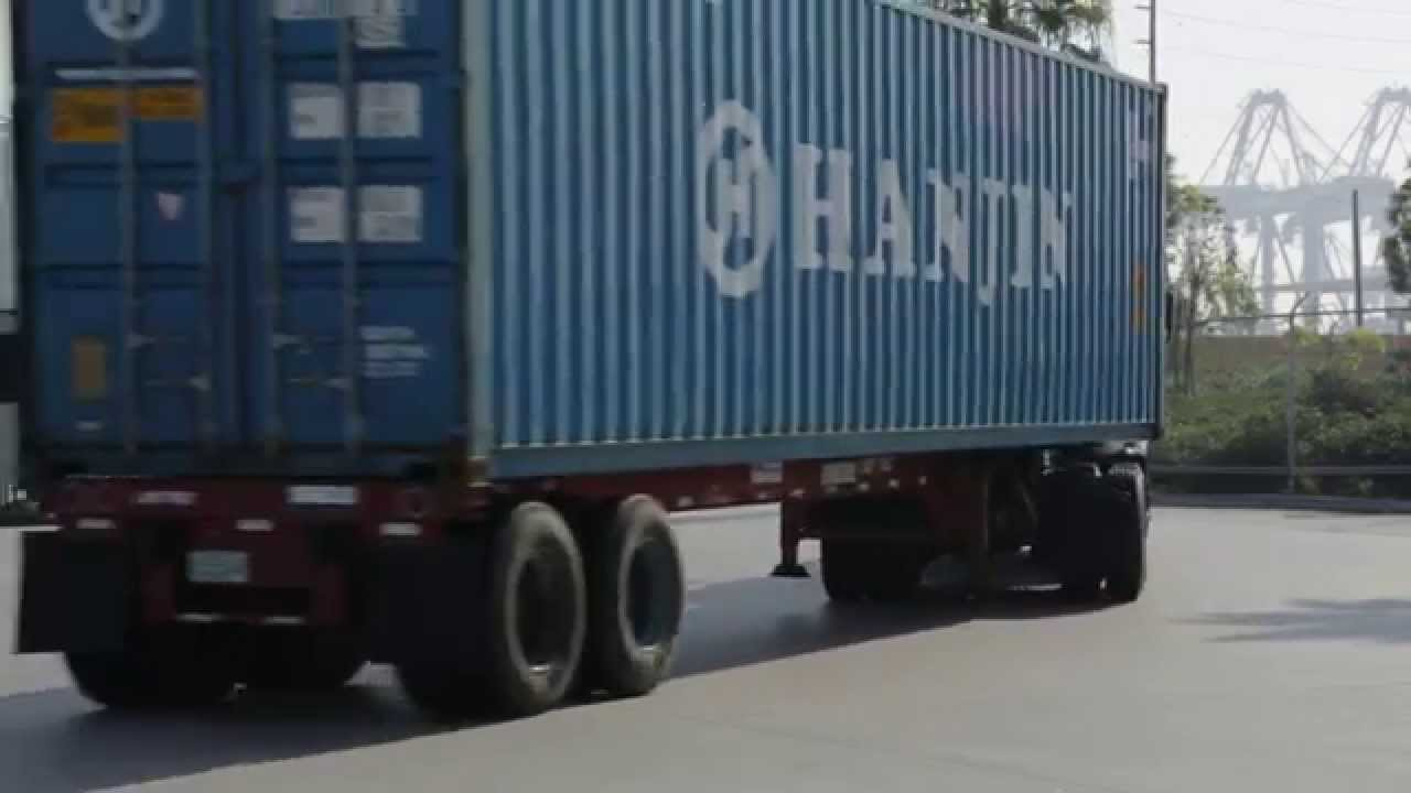 Gate to Gate: What Happens When a Truck Picks Up a Container?