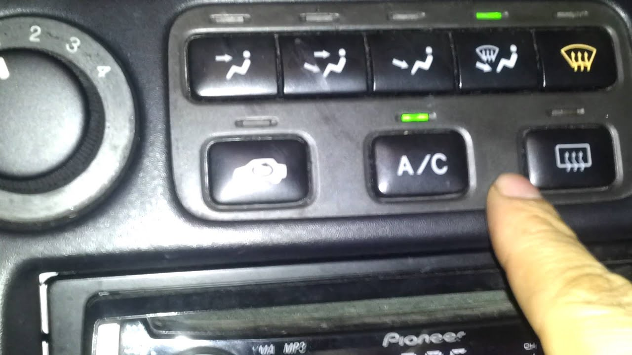maxresdefault honda accord horn problem with ac problem youtube  at n-0.co