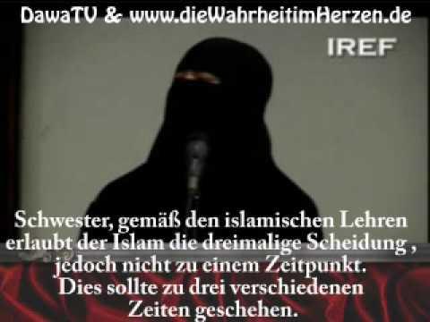 ISLAM EHE UND SCHEIDUNG
