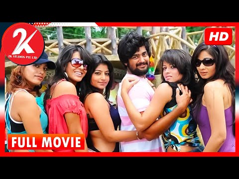 Vaada Poda Nanbargal   2011 Tamil  Romantic Comedy Full Movie   Nanda   Sharran Kumar