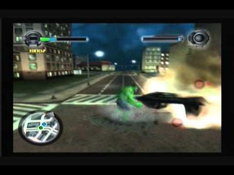 Hulk - Ultimate Destruction Part 7: Smash, Destroy, Defeat