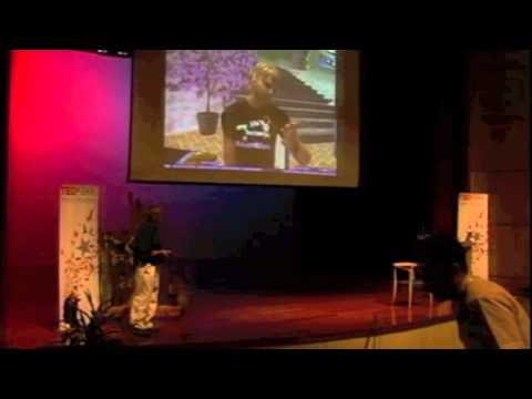 TEDxBKK - Chris Smith - 3D Virtual Worlds