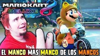 Hola, me presento, soy MANCO. | MARIO KART 8 DELUXE - NINTENDO SWITCH (Gameplay Español)