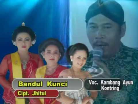 BANDUL KUNCI-TAYUB GEMBLUNG BUDOYO-LANGEN BEKSAN