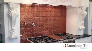 DIY Tin Ceiling Tiles Overview | American Tin Ceilings