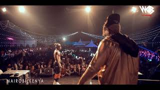 Harmonize Live Performance in Nairobi (KENYA) Part 2