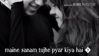 New best whatsapp status romantic love video || ek diruba hai || only love whatsapp