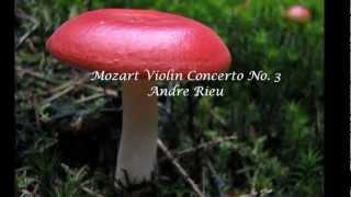 André Rieu - Mozart Violin Concerto No. 3