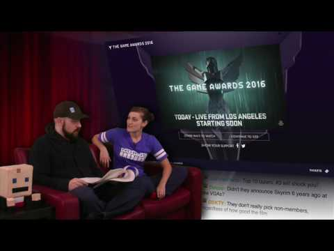 The Game Awards 2016 AWESOME!