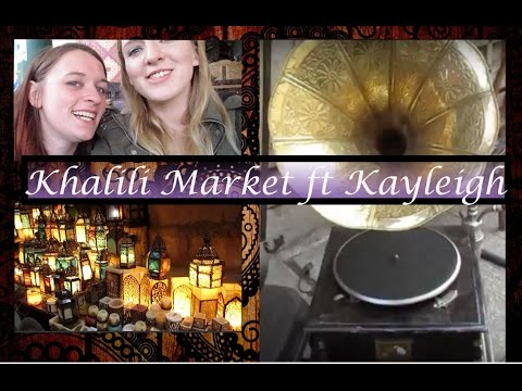 Khalili Market ft Kayleigh.