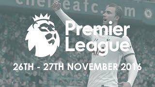 Голы ноября в Английской Премьер-лиги FIFA 17