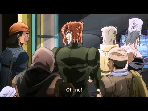 Joseph Joestar - Oh No, Oh My God! (Compilation)
