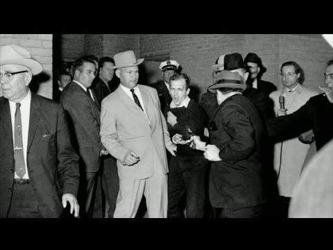 PHOTOGRAPHING JACK RUBY SHOOTING LEE HARVEY OSWALD -- BBC NEWS
