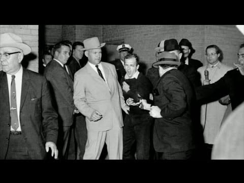 PHOTOGRAPHING JACK RUBY SHOOTING LEE HARVEY OSWALD -- BBC NEWS