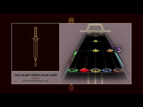 Trivium - The Heart From Your Hate (GH3+, PS & CH Custom Song)