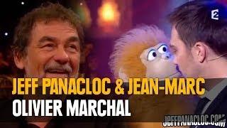 Jeff Panacloc et Jean Marc au Grand Cabaret avec Olivier Marchal thumbnail