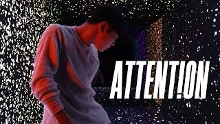 attention charlie puth dance video   directed by tim milgram