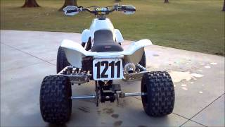 my race quads, built 300ex, 450r, blaster