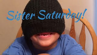 Sister Saturday - Guess Which Thomas and Friends Train - Blindfolded!