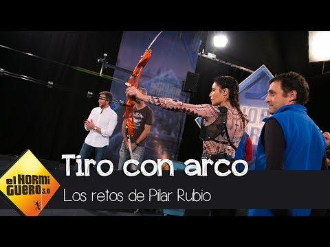 Pilar Rubio se enfrenta al reto más difícil de toda su vida - El Hormiguero 3.0