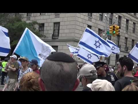 Salute To Israel Day Parade Part XVIII -- On Sunday May 31, 2015