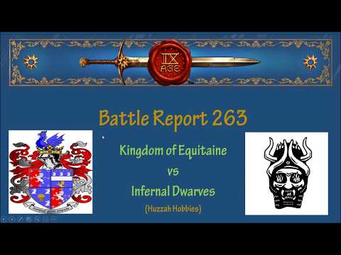 The 9th Age Battle Report 263