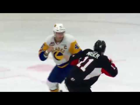 Josh Maser vs Evan Fiala Jan 27, 2018