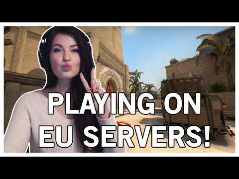 NA Global = EU SILVER?! Kitty VS. EU Matchmaking (CS:GO Gameplay) | Kitty Plays