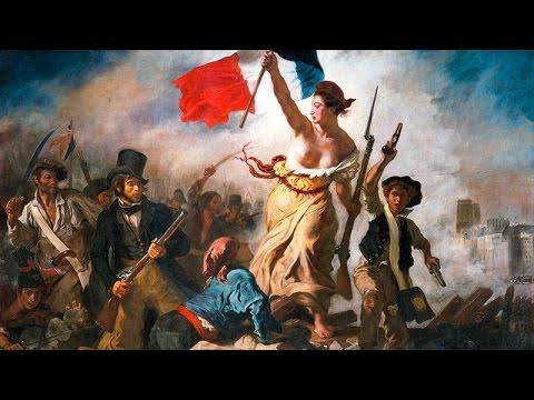 Eugene Delacroix Le Romantisme Francais Youtube