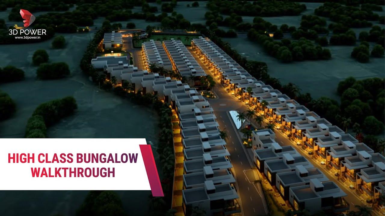 Best Of Row Houses Walkthrough Rendering Kinotubeinfo