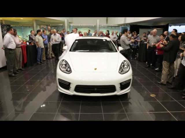 2014 Porsche Panamera launch @ Pacific Porsche