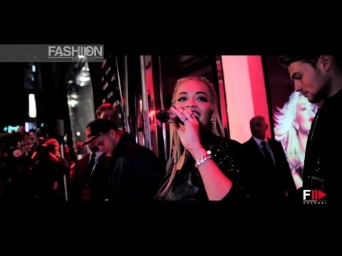 RITA ORA for Tezenis Worldwide Launch Campaign Party in Frankfurt 2015