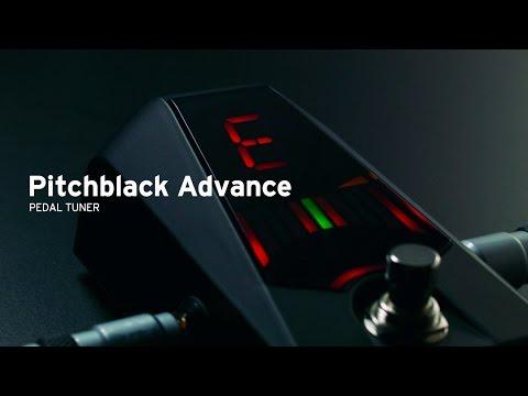 KORG Pitchblack Advance | The ultimate pedal tuner
