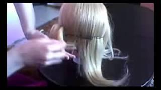 Весільна зачіска, на коротке волосся