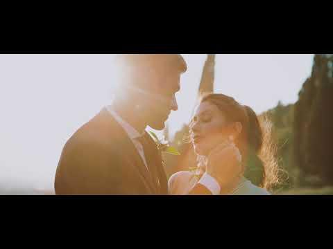 Elegant Wedding Shoot in Tuscany, Italy