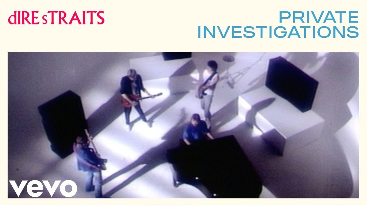 Download Dire Straits - Private Investigations