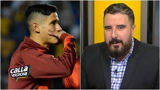 Uriel Antuna LE RESPONDE a Álvaro Morales luego de que pidiera su retiro de Chivas | Calla y Escucha