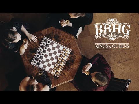 Bloodred Hourglass / Kings & Queens [Official Video]