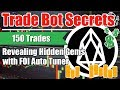 Expect 150 Trades per day with 69 Mad Hatter Bots No API Rate Limits HAAS ONLINE Trade Bot