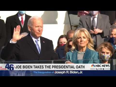 EUA: Joe Biden es el 46º presidente de la nación