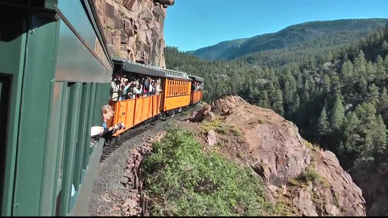 Abenteuer Eisenbahn Im Wilden Westen Der Usa Youtube