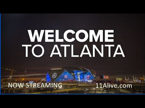 Atlanta Super Bowl 2019 countdown to the game